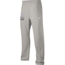 Three Rivers 23: Youth-Size - Nike Team Club Fleece Drawstring Pants (Unisex) - Gray